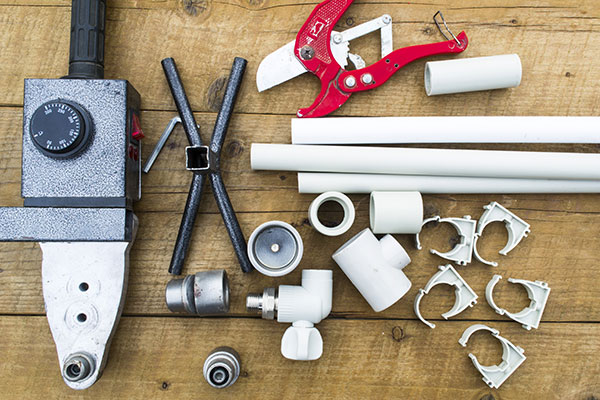 HPC provides plastic injection molding parts to the construction industry